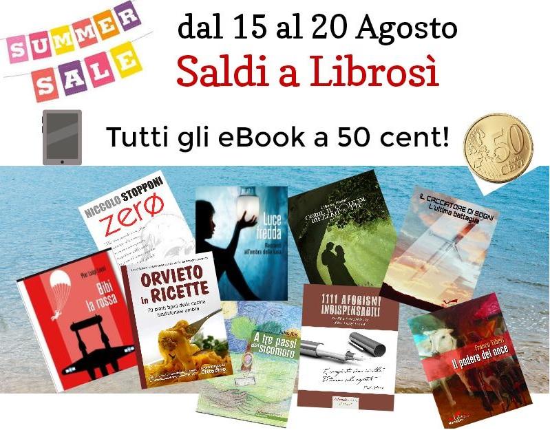 offerta libri a 50 cent