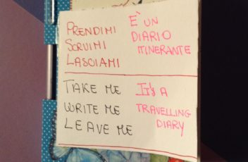 Diario da scrivere itinerante