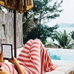 Cosa leggere l'estate? leggi un ebook: comodo, leggero, sempre con te