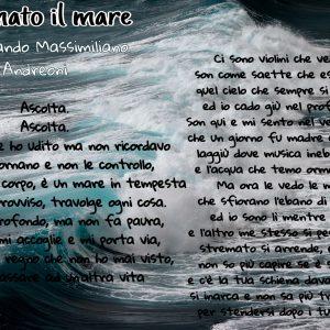 Ho sognato il mare. La poesia di Massimiliano Andreoni